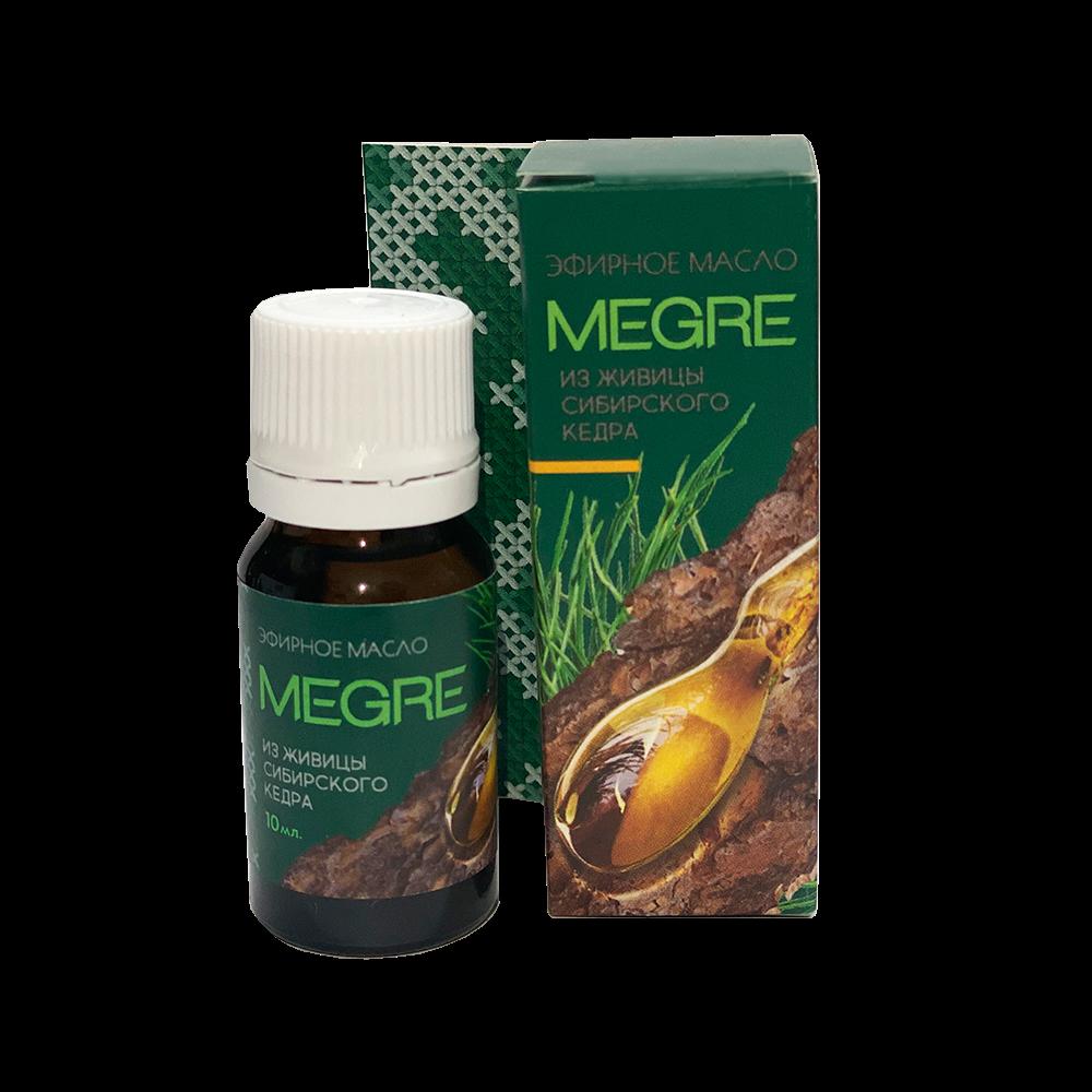 Eeterlik õli seedri vaigust 10 ml