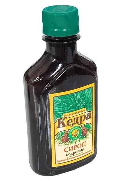Siirup «SEEDER», 220 ml